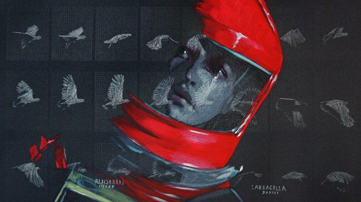 Cosmonauta dibujo