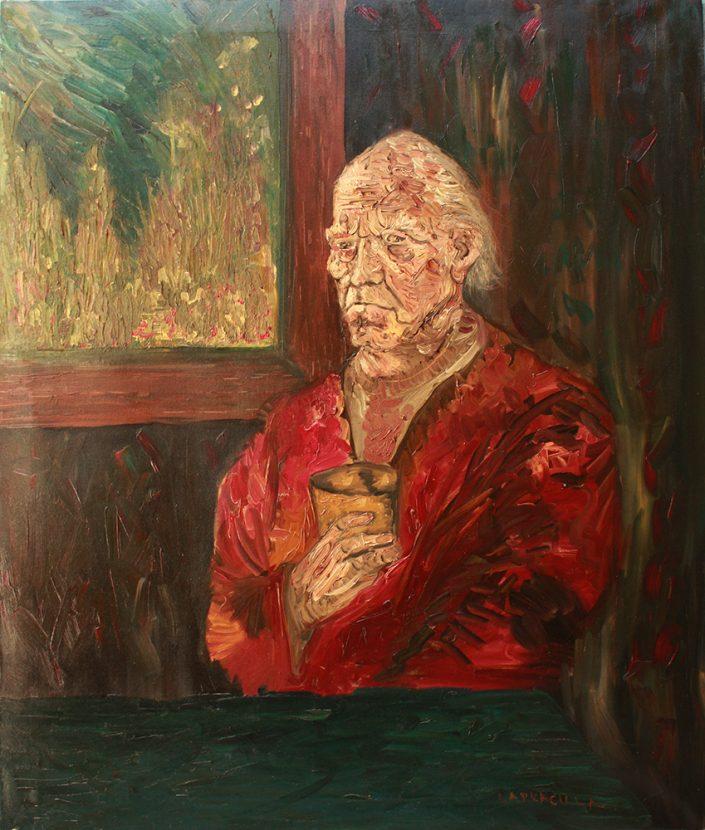 El viejo Pintor