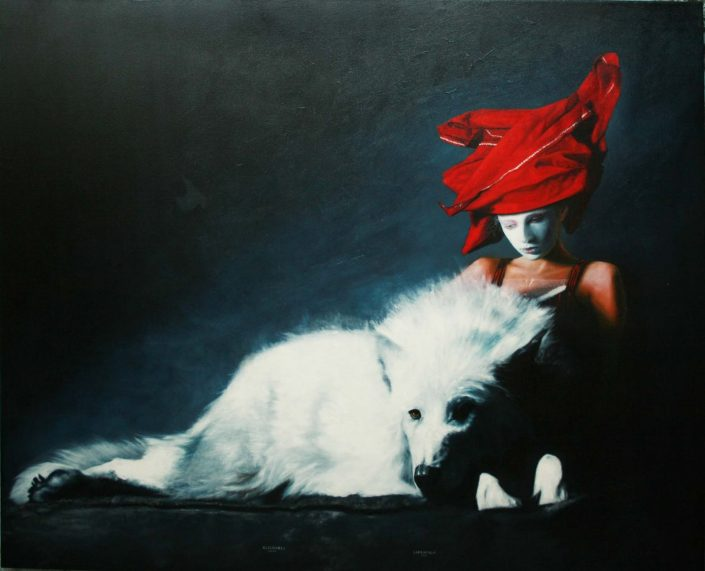 Los lobos sueñan caperucitas rojas