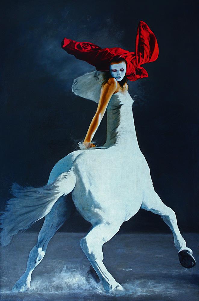 Sueño en el que ella era caballo