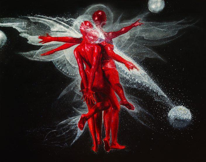 Danza roja